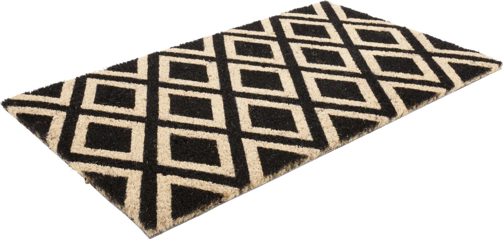 Sweet Home Rhombi Doormat