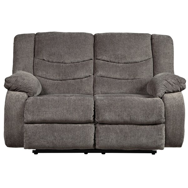 Drennan Reclining Loveseat by Andover Mills