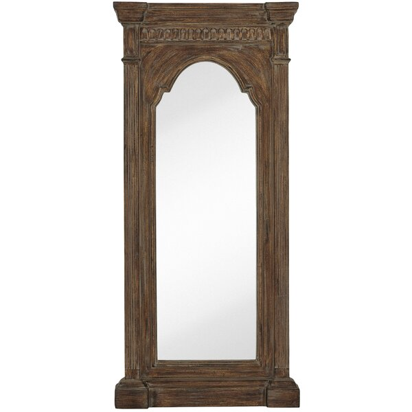 Oversized Traditional Tall Narrow Accent Mirror by Majestic Mirror