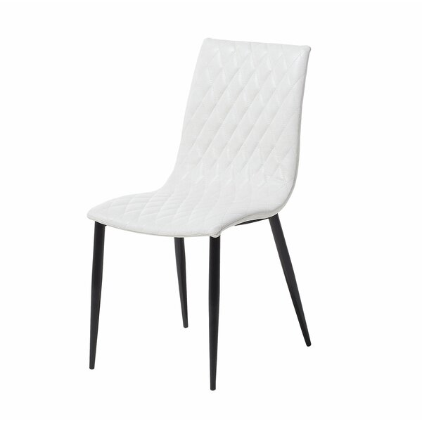 Oloran Upholstered Dining Chair by Union Rustic
