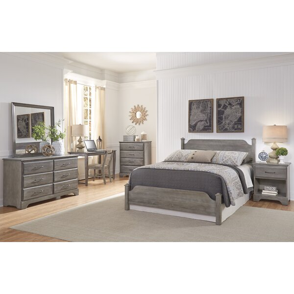 Ciara Standard Configurable Bedroom Set by Grovelane Teen