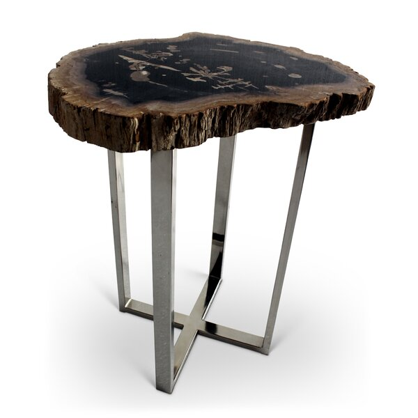Hopkinton Modern End Table by Union Rustic