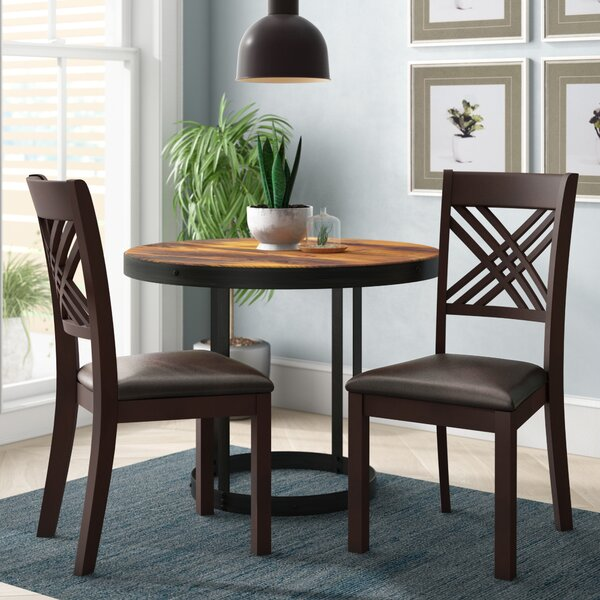 Mattos Side Chair (Set of 2) by Brayden Studio