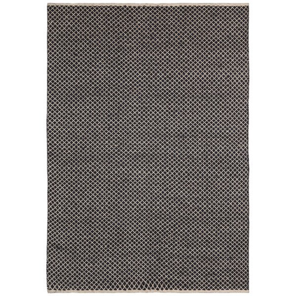 Synthia Hand-Woven Brown Area Rug by Laurel Foundry Modern Farmhouse