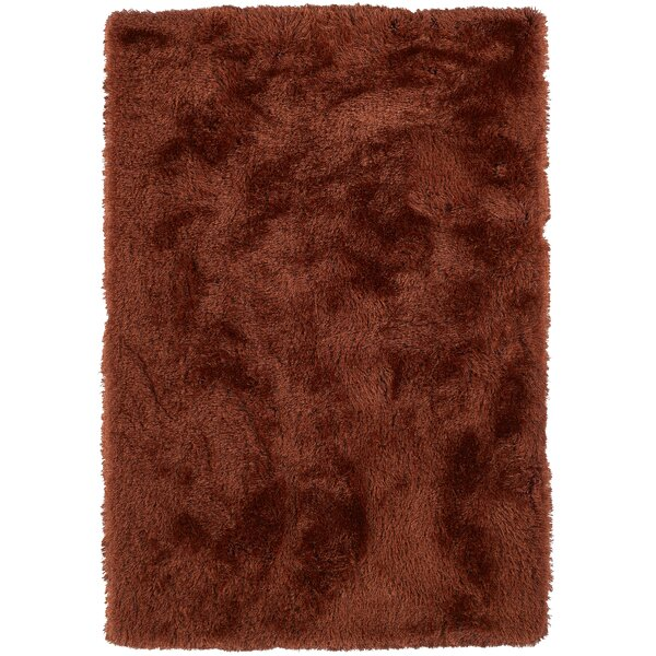 Impact Hand-Tufted Brown Area Rug by Dalyn Rug Co.