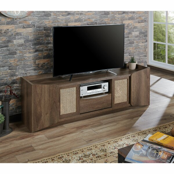 Ericksen Solid Wood TV Stand For TVs Up To 78