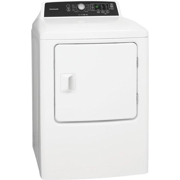 6.7 cu. ft. High Efficiency Gas Dryer by Frigidaire