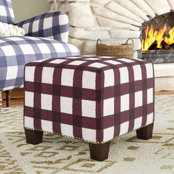 Linnet Cube Ottoman by Laurel Foundry Modern Farmhouse