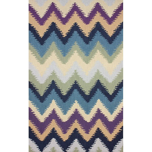 Heritage Hand-Hooked Multi-color Area Rug by nuLOOM