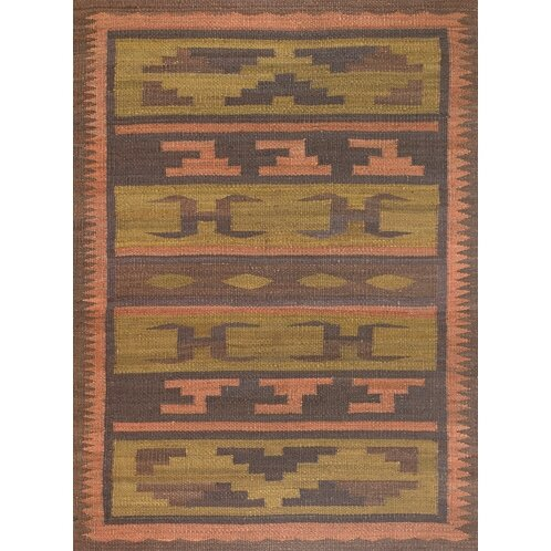 Goodrum Hand Woven Area Rug by Loon Peak