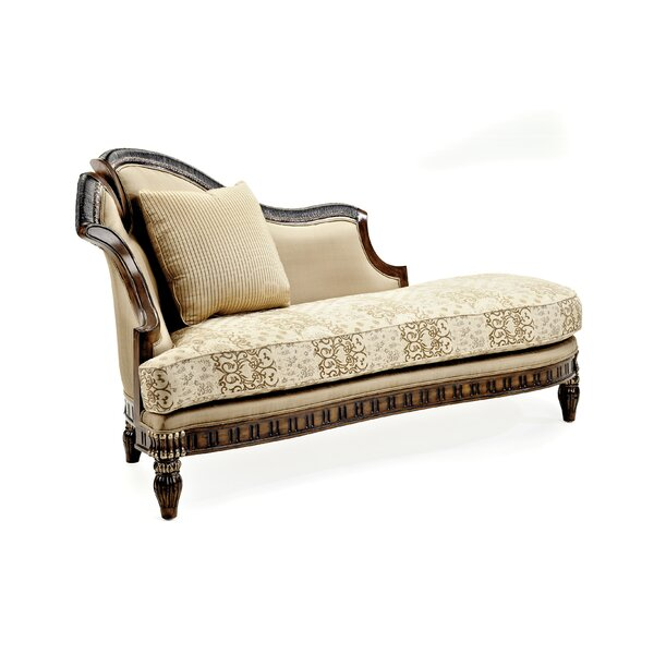 Montecarlo Chaise Lounge By Benetti's Italia