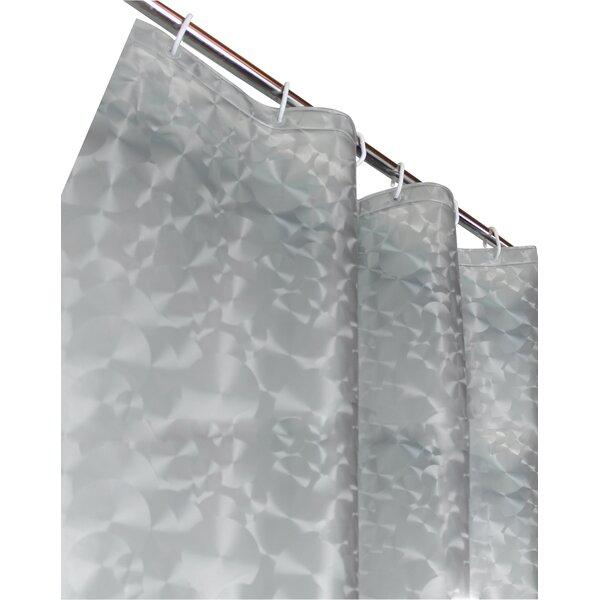 Bergenfield 3D Shower Curtain by Ebern Designs
