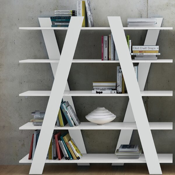 Wind Etagere Bookcase by Tema
