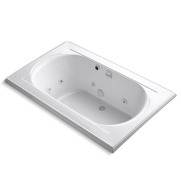 Memoirs 66 x 42 Whirlpool Bathtub by Kohler