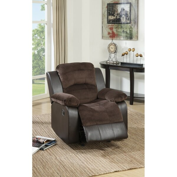 Eilerman Manual Rocker Recliner [Red Barrel Studio]