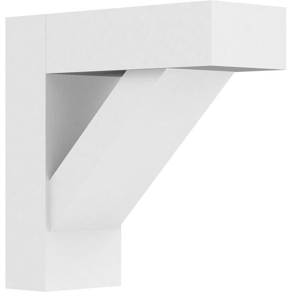 Standard Architectural Grade PVC Bracket by Ekena Millwork