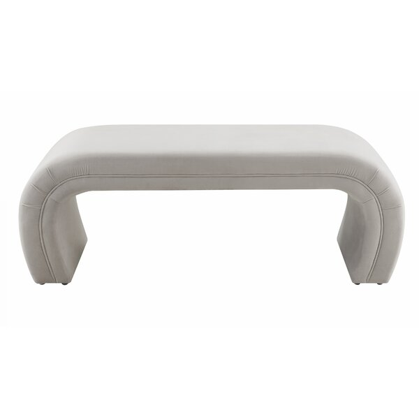 Fouke Upholstered Bench by Mercer41