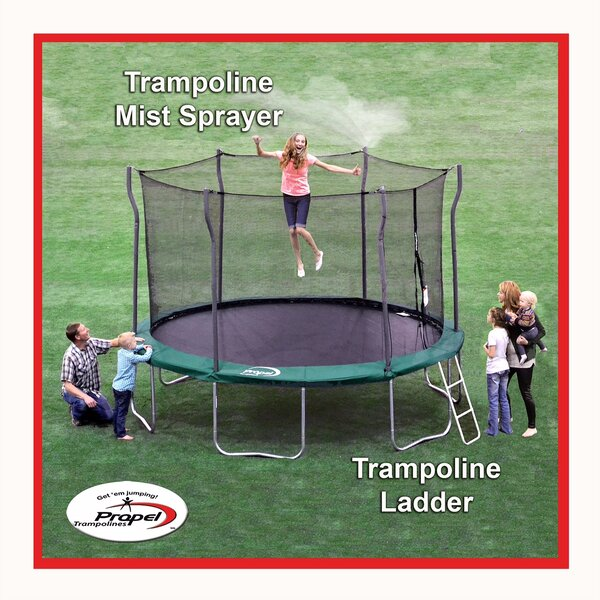 14.5 Trampoline Ladder by Propel Trampolines
