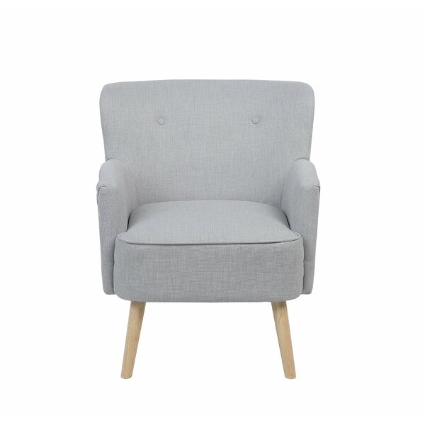 Ginger Armchair and Ottoman by Brayden Studio
