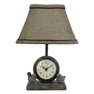 Top Reviews Spring Forward 12 Table Lamp By AHS Lighting