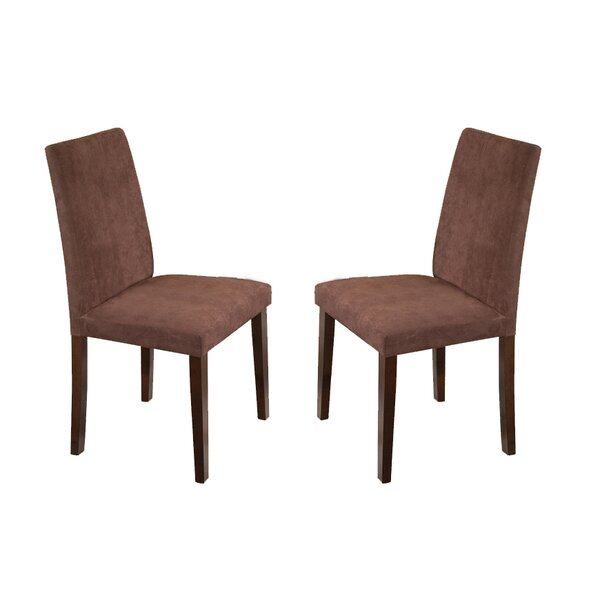 Whetzel Upholstered Side Chair (Set of 2) by Millwood Pines Millwood Pines