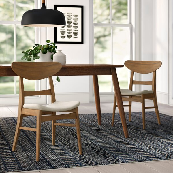 Chisdock Upholstered Side Chair (Set Of 2) By Hashtag Home