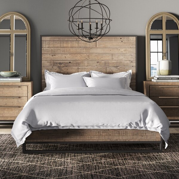 Glenda Platform Bed by Greyleigh