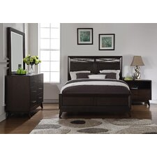 Metropole Panel 4 Piece Bedroom Set by Craft + Main