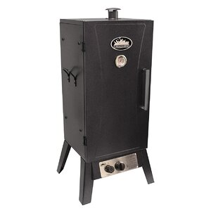Outdoor Propane Smoker and Grill