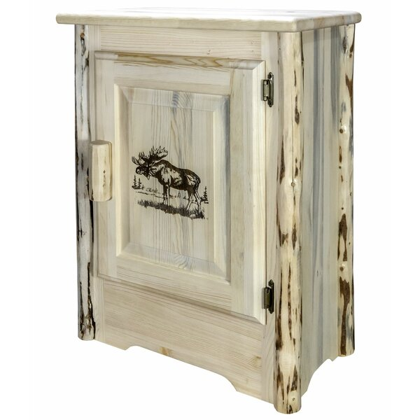 Showalter 1 Door Accent Cabinet by Millwood Pines