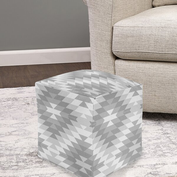 Saterfiel Pouf by Millwood Pines