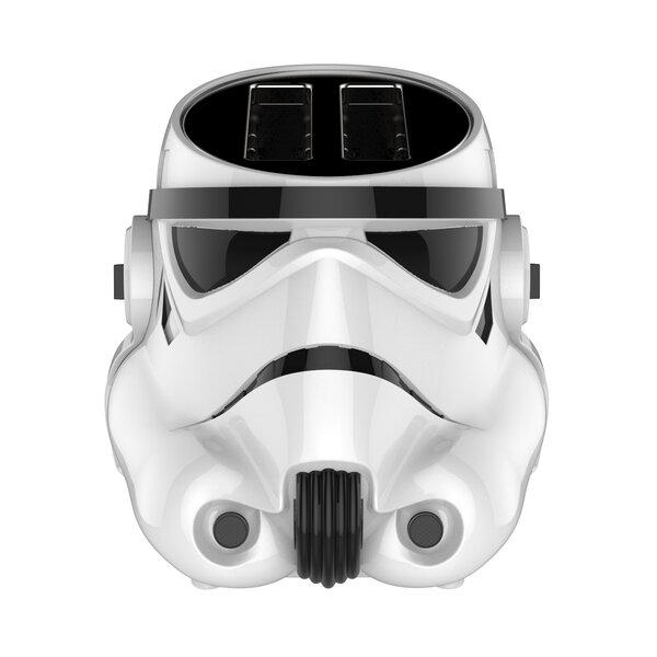 2-Slice Stormtrooper Toaster by Pangea Brands