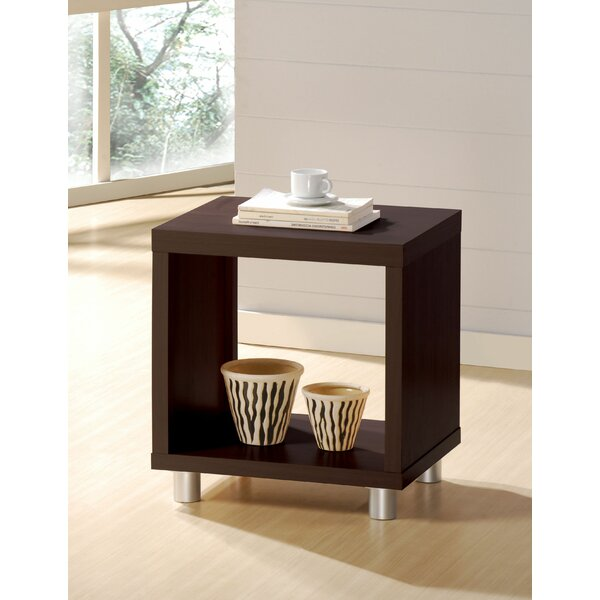 Esmeralda End Table by Andrew Home Studio