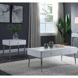 Hedvika 2 Piece Coffee Table Set by Orren Ellis