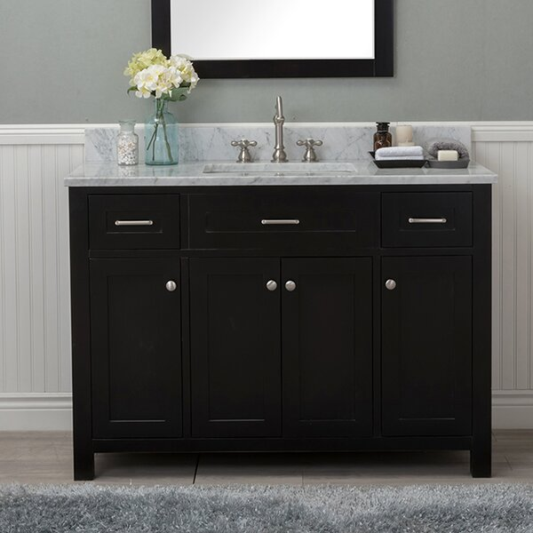 Cecilton 48 Single Bathroom Vanity by Red Barrel S