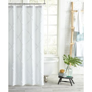 Searching for Agustin Lattice Cotton Shower Curtain ByAlcott Hill
