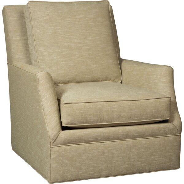 Walcott Swivel Armchair by Fairfield Chair