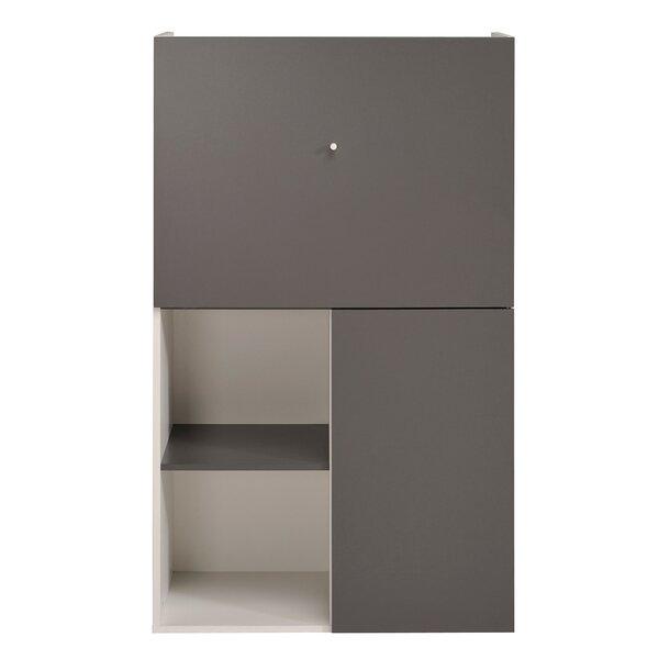Flip Multifunctional 2 Door Accent Cabinet By Parisot
