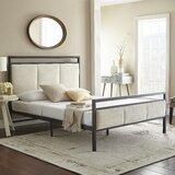 Barnell Upholstered Platform Bed byDarby Home Co