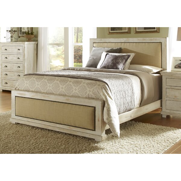 Killingly Upholstered Panel Bed by Isabelle & Max