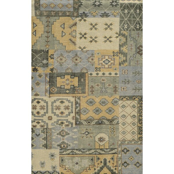 Fishguard Hand-Knotted Area Rug by Meridian Rugmakers