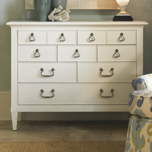 Ivory Key Elbow Beach 8 Drawer Dresser by Tommy Bahama Home