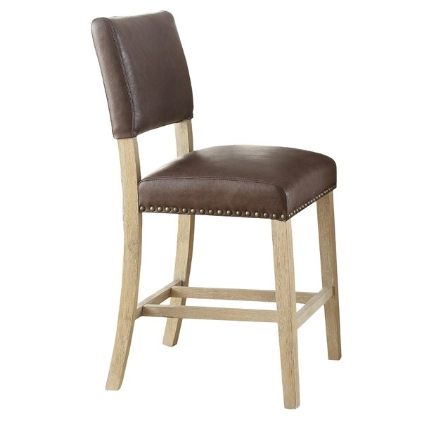 Prestwood 24 Bar Stool by Three Posts