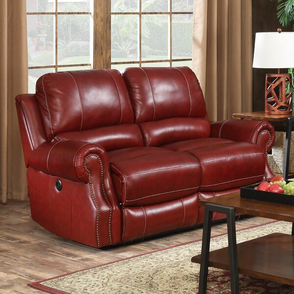 Lowest Price For Crete Power Motion Reclining Loveseat by Red Barrel Studio by Red Barrel Studio