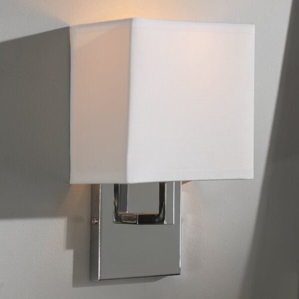 Aquirre 1-Light Armed Sconce by Wrought Studio