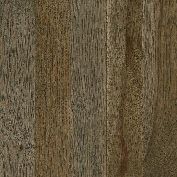Prime Harvest 5 Engineered Hickory Hardwood Flooring in Light Black by Armstrong Flooring