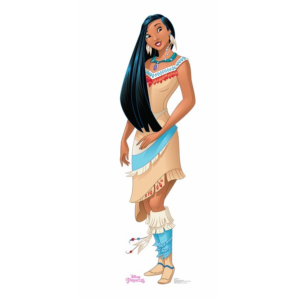 Pocahontas Life Size Cardboard Cutout by Advanced Graphics