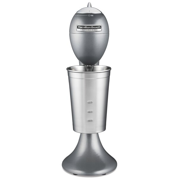Pro All-Metal Drink Mixer by Hamilton Beach