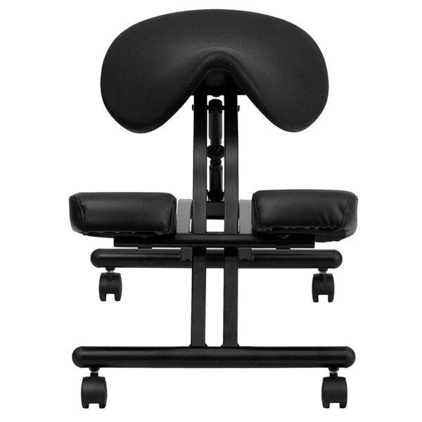 Height Adjustable Kneeling Chair
