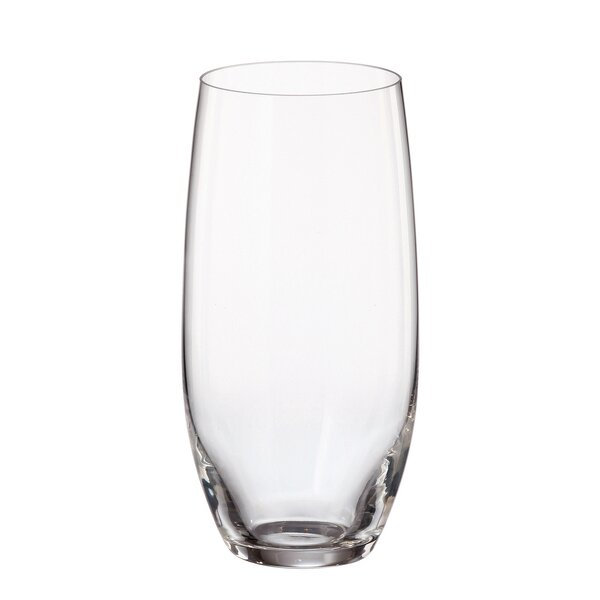 Pollo 15 89 Oz Highball Glass Set Of 6 By Red Vanilla.
